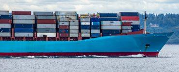 El transporte marítimo mundial aumentará del 3 al 17 % su cuota de emisiones hasta 2050. Foto: Ian Taylor