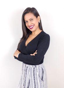 Vanessa Vargas, directora de comunicación en Cuidum.