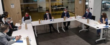 Cruz Roja, Hidraqua y Aguas de Alicante renuevan su acuerdo.