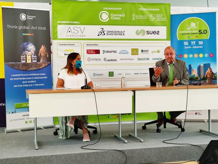 Presentación I Foro Internacional de 'Territorios y turismo sostenible 5.0'