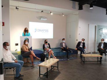 Dinapsis Benidorm ha acogido la presentación de los proyectos ganadores del reto abierto de innovación: Green Urban Data y Ciclogreen..