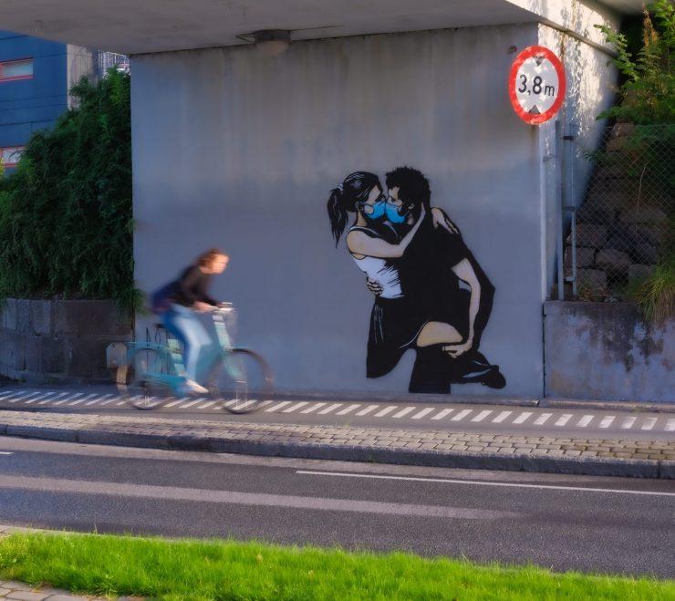 Conama presenta el informe de la Red de ciudades por la bicicleta. Foto: Gorrfried Fjeldsa