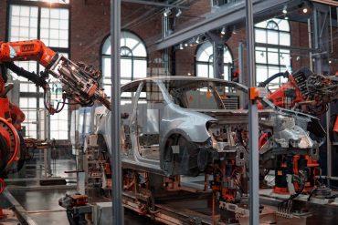 El proyecto Sidma usa el aprendizaje automático para optimizar el mantenimiento predictivo en los rodamientos de motores. Foto: Lenny Kuhne.