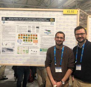 En la investigación han participado Marc Lemus-Cánovas, investigador del Grupo de Climatología de la UB, y Joan Albert López-Bustins, profesor del Departamento de Geografía.