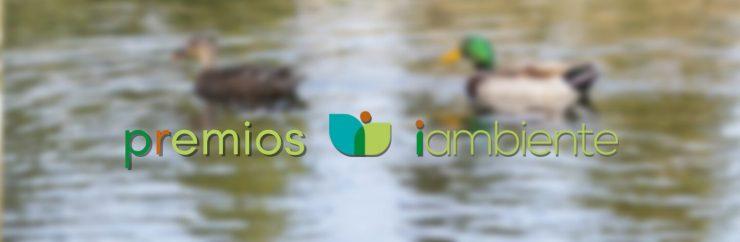 El parque La Marjal acogerá el 16 de septiembre los premios iambiente.