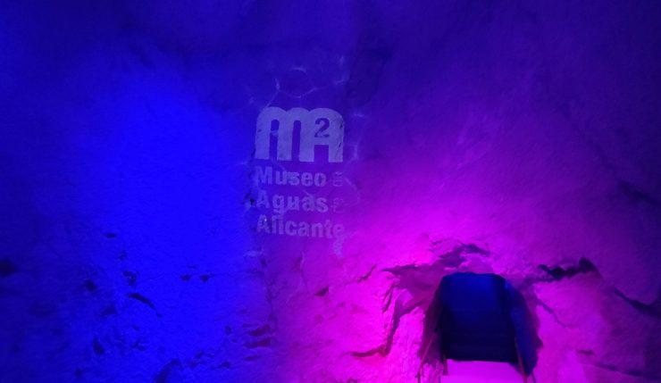 El Museo de Aguas de Alicante mejora sus instalaciones en pozos de Garrigós.