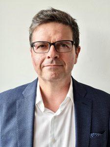 Andrés Molina, del departamento de Derecho Administrativo de la UA.