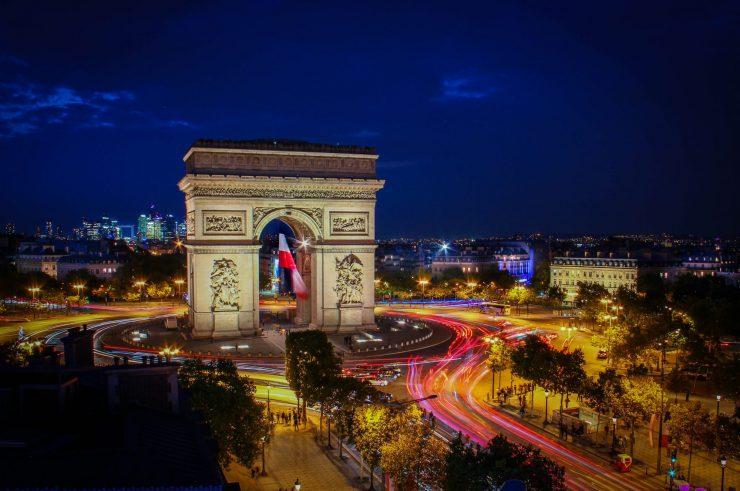 París aplica nuevos límites de velocidad para los vehículos y eliminará miles de plazas de aparcamiento. Foto: Florian Wehde