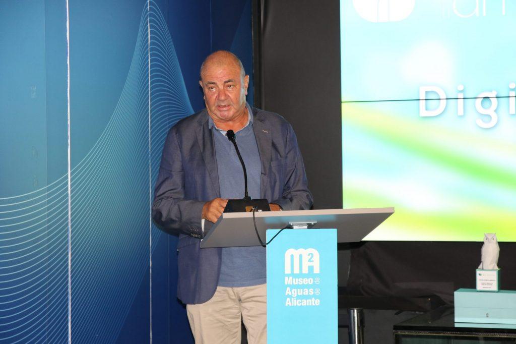 El director de Distrito Digital, Antonio Rodes.