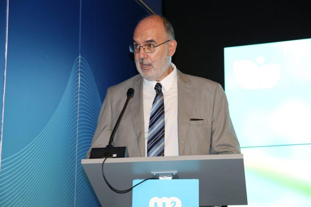 El concejal de medioambiente Manuel Villar.