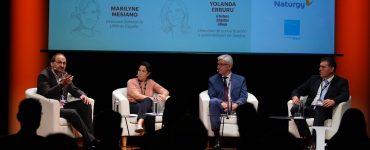 El Forbes Summit Sustainability en Barcelona analiza los desafíos en sostenibilidad e inversión socialmente responsable. Foto: Joan Mateu Parra.