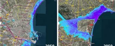 Las costas de València o el Vinalopó sufrirían grandes transformaciones según el nuevo visor del ICV. La climatóloga Sonia Seneviratne demanda acciones frente a esta clase de riesgos.